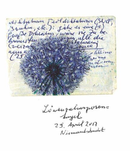 Peter Handke Löwenzahn